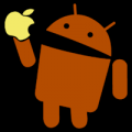 Android Apple Eater