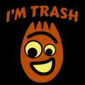 Forky I'm Trash
