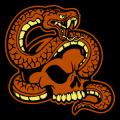 Snake Skull 03