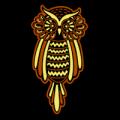 Fancy Owl 01