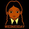Wednesday Addams 03