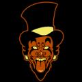 Coney Island Clown