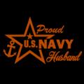 Proud Navy Husband