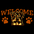 Rottweiler Welcome