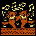 Dancing Bears Grateful Dead 02