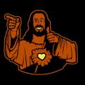 Buddy Jesus 02