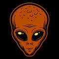 Alien Head 01