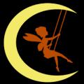 Fairy Swinging on the Moon 01