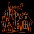 Happy Halloween Haunted House 01