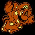 Raccoon Mario Super Mario 03
