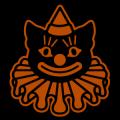 Clown Cat 01