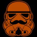Mustache Stormtrooper