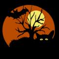 Kitty Bat Moon