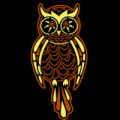 Fancy Owl 02