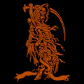 Grim Reaper Scythe 01