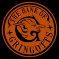 Gringotts Bank Logo
