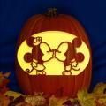 Mickey and Minnie Kiss CO
