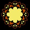 Skull Medallion
