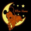 Baby Mickey Moon