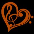 Bass and Treble Heart 02