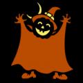 Pumpkin Witch 01