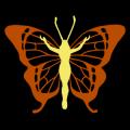 Butterfly Lady 02
