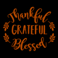 Thankful Grateful Blessed 01