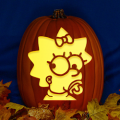 The Simpsons Maggie CO