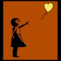 Bansky Ballon Girl
