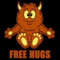 Hug Monster 02