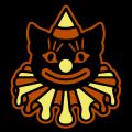 Clown Cat 02