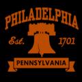 Philladelphia est 1701