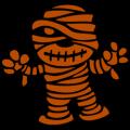 Cute Mummy 01