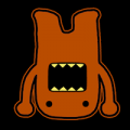 Upside Down Domo