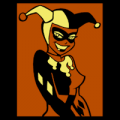 Harley Quinn Toon 02
