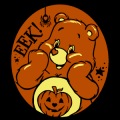 Trick or Sweet Care Bear 03