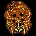 Day of the Dead Girl