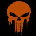 Punisher Logo Dripping