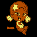 Bubble Guppies Dona