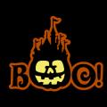 Disney Castle Boo 01
