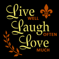 Live Laugh Love 04