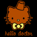Hello Kitty Doctor Who