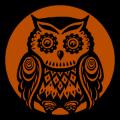 Stylized Owl 05