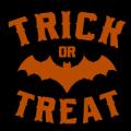 Trick or Treat Bat 05