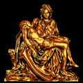 Pieta Mother and Son
