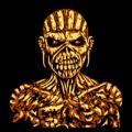 Iron Maiden Eddie Book of Souls