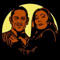 Gomez and Morticia
