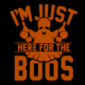 I'm Just Here for the Boos 02