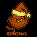 Grinch Head 02