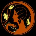 Art Deco Woman 01